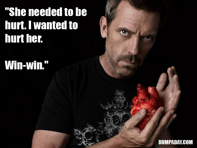 Dr house funny pictures