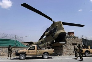 AFGHANISTAN-UNREST-HELICOPTER-CRASH