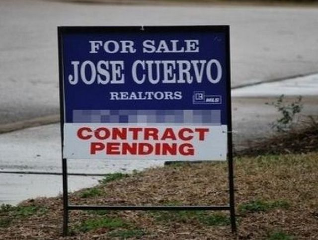 Funny real estate signs 15 pics