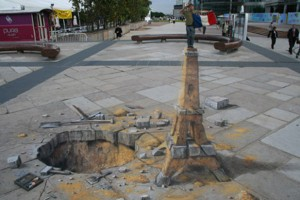sidewalk art 17