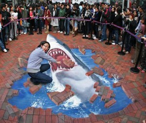 sidewalk art 23