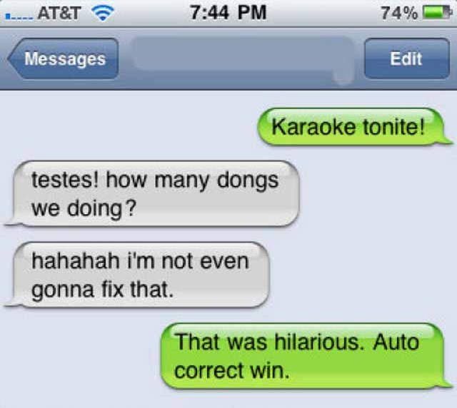 Funny Autocorrect Text Messages Funny Text Messages From Parents