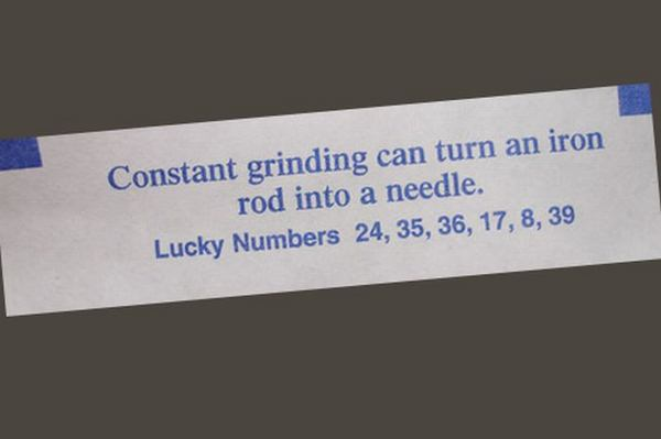 picture regarding Printable Funny Fortune Cookie Sayings identified as 30 Humorous Fortune Cookies