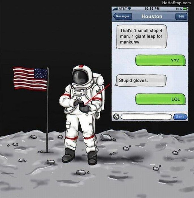 funny space autocorrect - Dump A Day