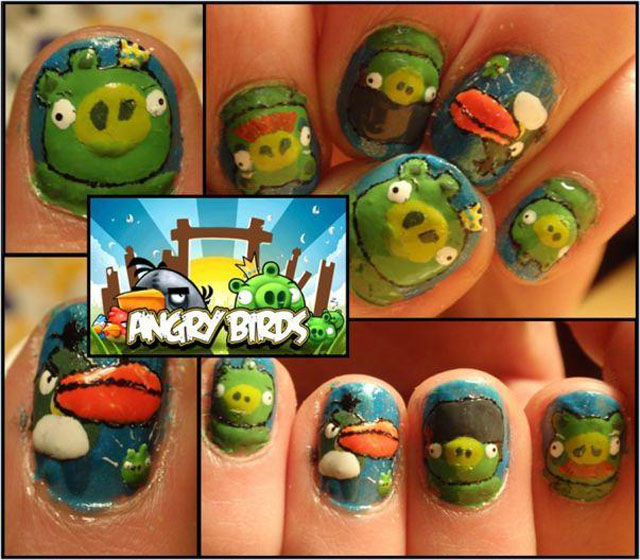 Crazy About Angry Birds (31 Pics)