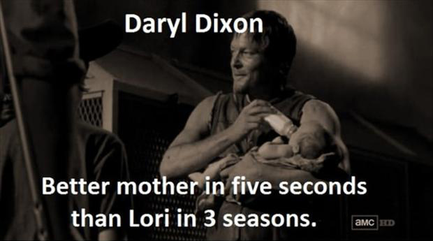 Daryl Dixon, funny pictures