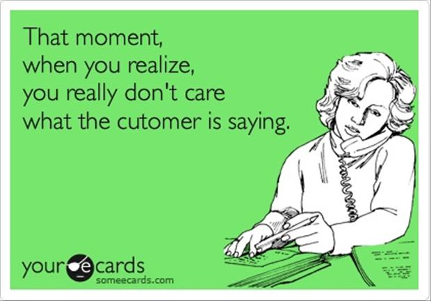customer is not always right, funny pictures