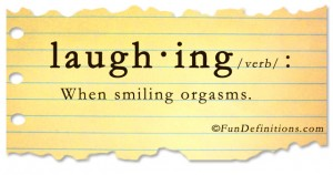 Funny definitions -laughing