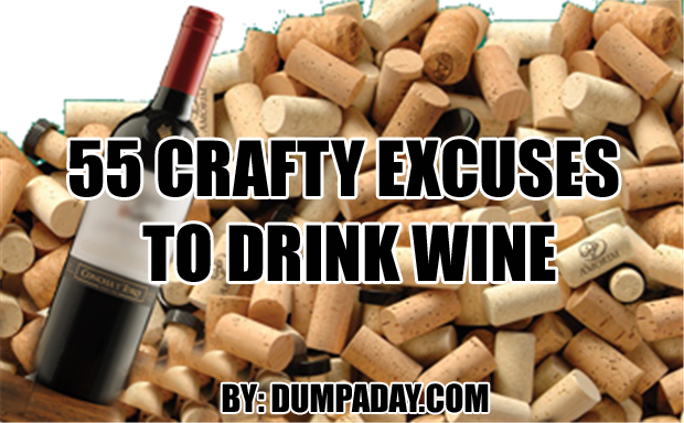 55 Crafty Reasons To Be A High Class Alcoholic