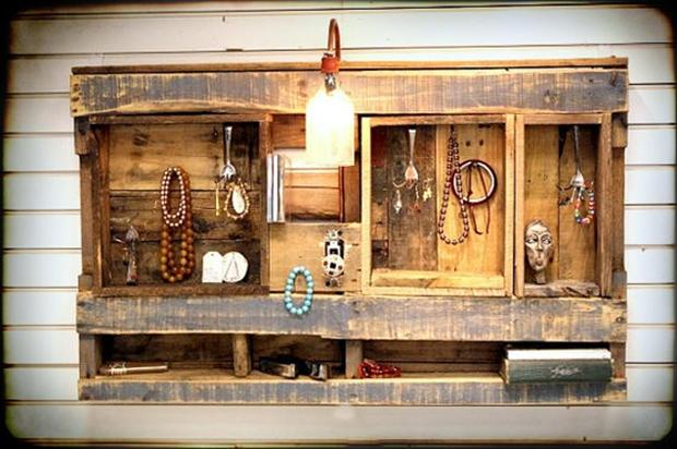 Do It Yourself Home Design: 35 Amazing Uses For Old Pallets