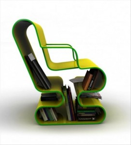 Amazing-a-combination-chair-and-storage-of-books-1-498x550