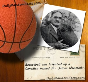 Basketball Fact