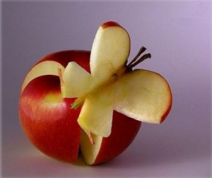 Butterfly-Apple
