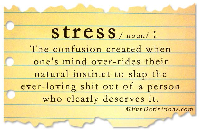 stressed and unstressed words dictionary