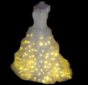 Lighted-Wedding-Dress