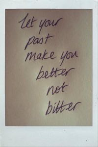 learn from your past quote