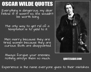 Oscar Wilde Quotes