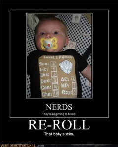 nerds thats how we roll