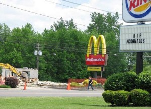 rest in peace mcdonalds