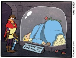 sleeping beauty comic