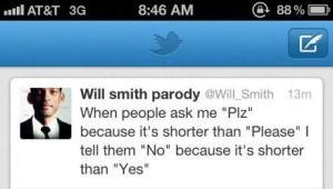 will smith tweet