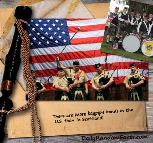 Bagpipe Facts