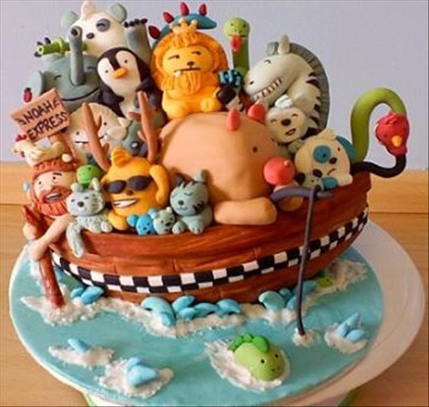 Amazing Cakes: 43 Crafty Cakes That Are Too Amazing To Eat