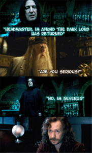 funny harry potter 3