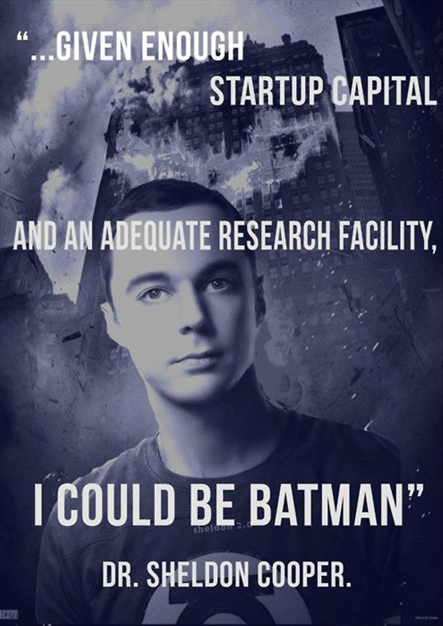 Sheldon Cooper - Big Bang Quotes on Pinterest | Big Bang ...