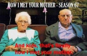 how i met your mother 6