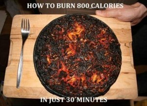 how to burn 800 calories