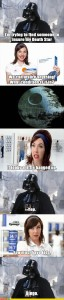 insure the death star