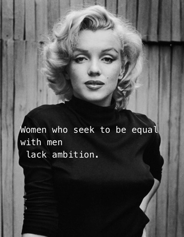 Quotes By Marilyn Monroe. QuotesGram