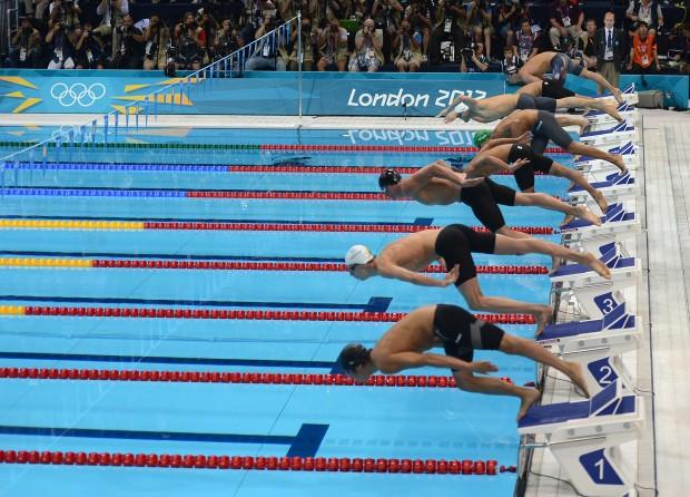 Olympic Swimmers 17 Dump A Day