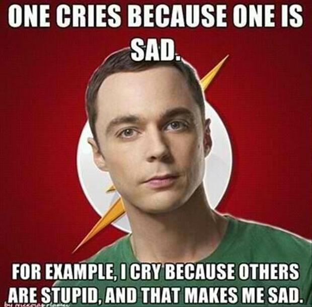 Sheldon Funny Quotes