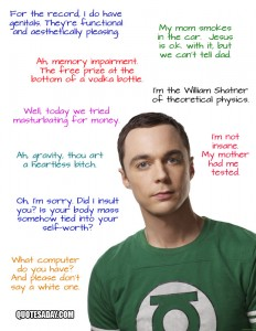 sheldon cooper quotes copy