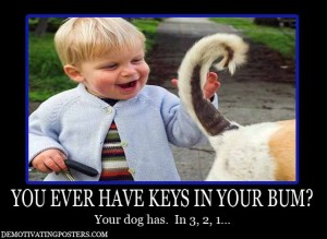 your keys demotivational posters