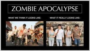 zombie apocolypse