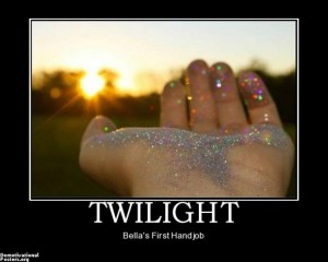 bella first hand job demotivational posters