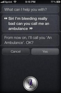 call me an ambulance cell phone funny