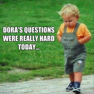 funny dora the explorer
