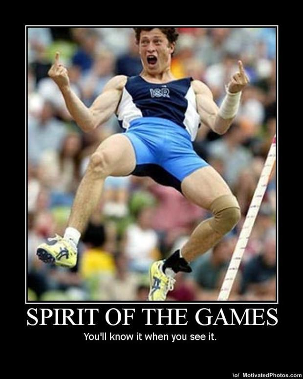 50 Funny Olympic Pictures