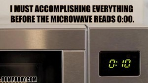 funny quotes, microwave