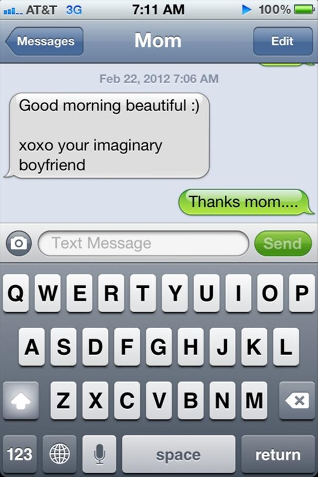 funny texts from mom - Dump A Day