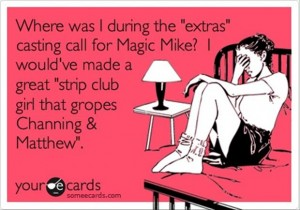 magic mike funny pictures