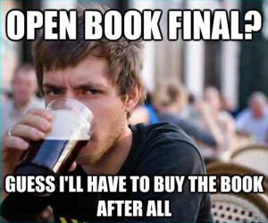 open book final, funny pictures, meme