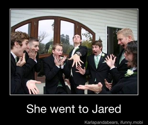 Jared Jewelry Meme Jewelry Ideas