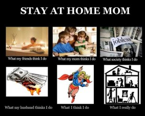 stay at home mom funny