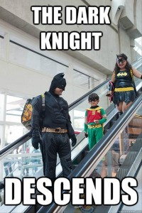 the dark knight funny picture