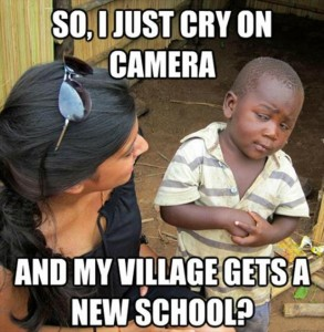 third world skeptical kid meme 1